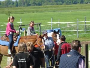 'Pony-Reiten'