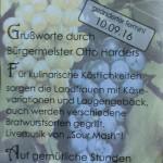 Weinfest Todenbüttel 2016